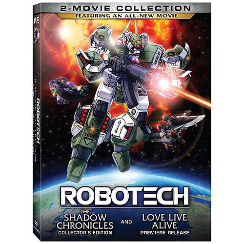 Robotech: The Shadow Chronicles / Love Live Alive