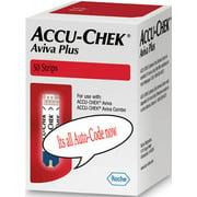 Accu-Chek Aviva Plus Test Strips - 50 CT