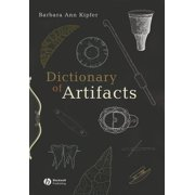 Dictionary of Artifacts (Edition 1) (Hardcover)