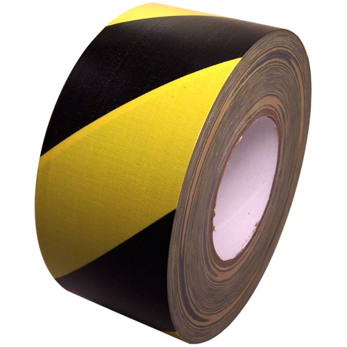 Tape Planet 3 mil 1 inch x 10 yards Yellow Outdoor Vinyl Tape