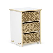 Sprout Kids Nightstand - White