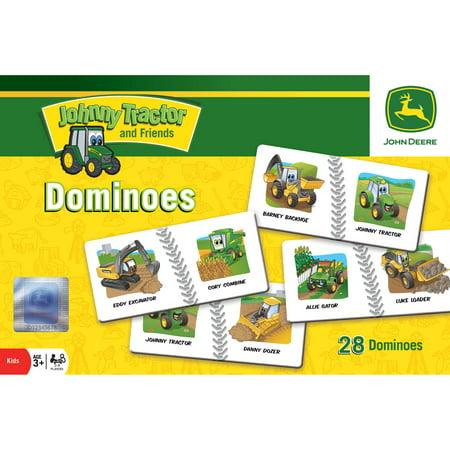 Masterpieces John Deere Kids Dominoes