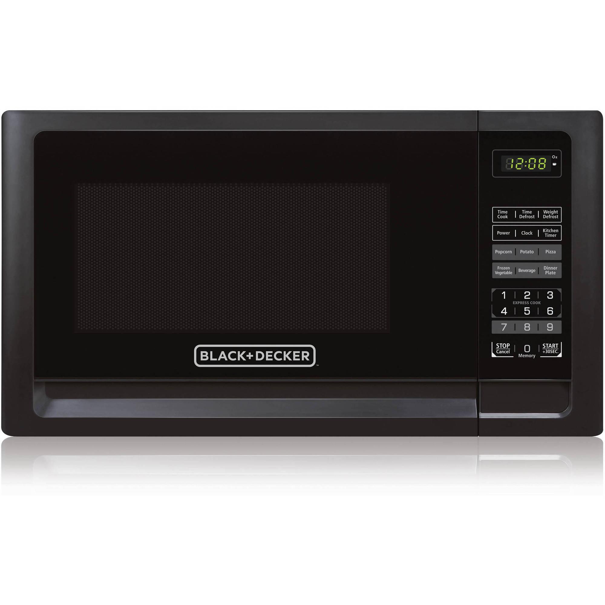 .7CF Microwave Black