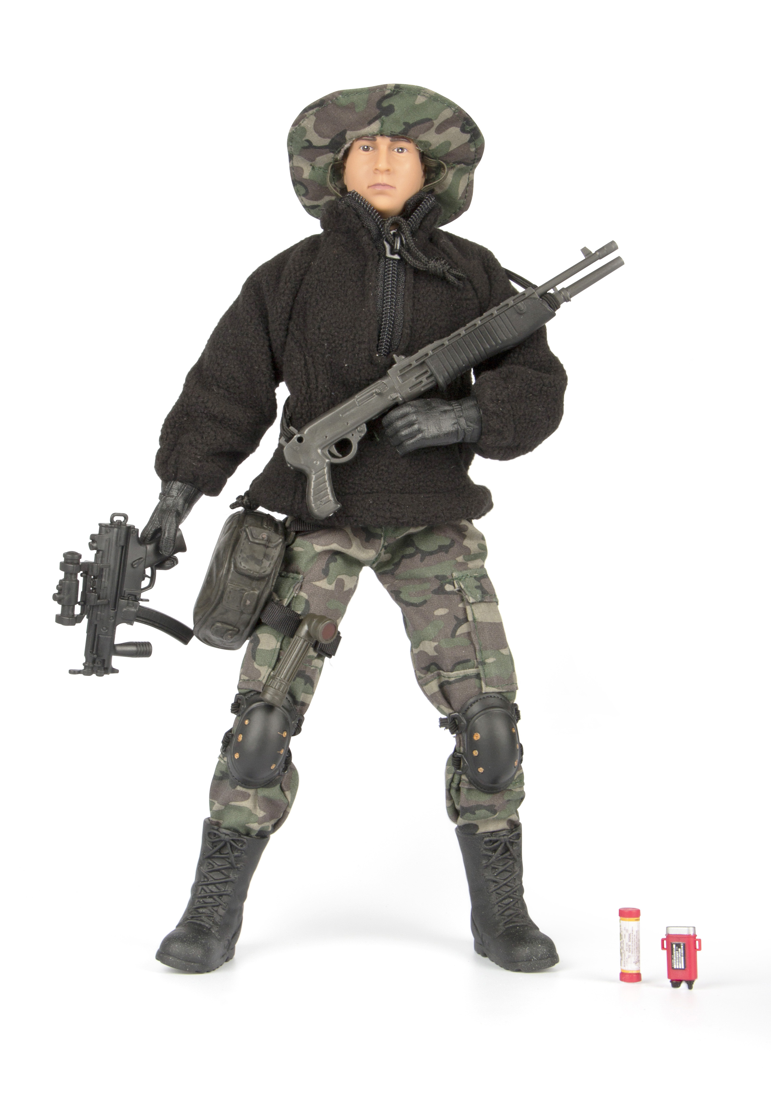 World Peacekeepers Action Figure 12 Inch Military Action Figure Army Men Toys w  12... by World Peacekeepers