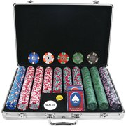 Trademark Poker 650pc NexGen PRO Classic Chips with Aluminum Case