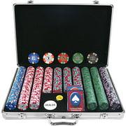 Trademark Poker 650pc NexGen PRO Classic Chips with Aluminum Case