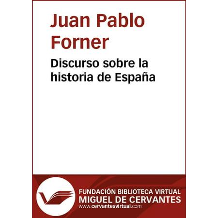 Discurso sobre la historia de España - eBook - Historia Sobre Halloween