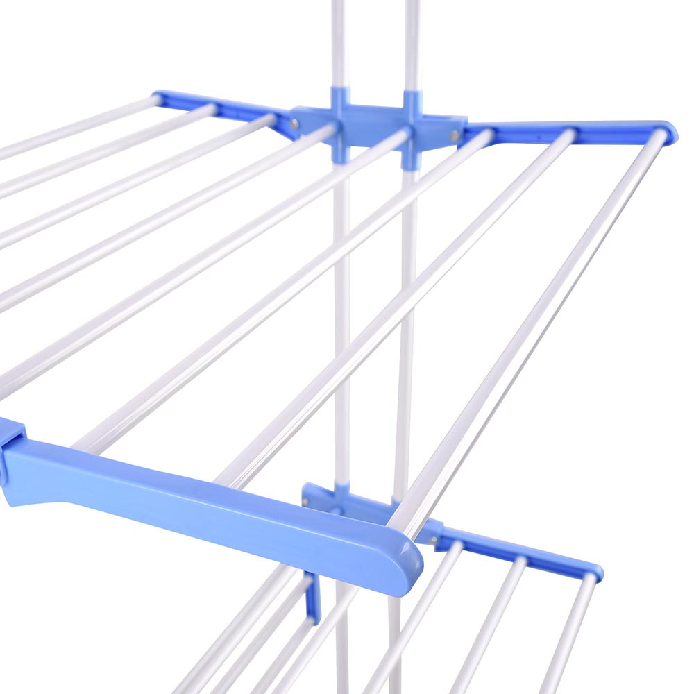 Generic 3 Tier Clothes Dryer Rack