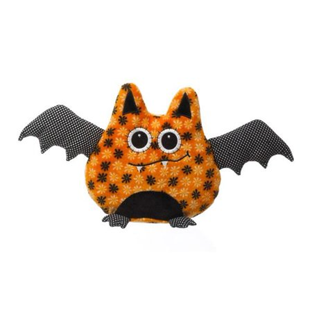 Halloween Stuffed Animals Bulk (Ganz Bellapops Bat Plush  Cartoon Halloween Bat Stuffed)