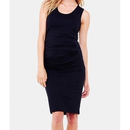 Ingrid & Isabel NEW Black Womens Size Small S Stretch Bodycon Dress (Ingrid & Isabel Bella Band)