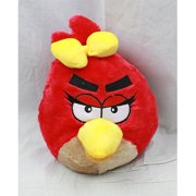 Plush Backpack - - Red Birds Girls New Soft Doll Toys an10975b