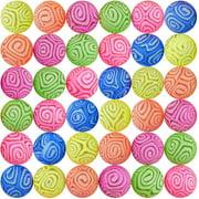 Bouncy Balls Bulk - Bouncy Balls for Kids and Gumball Machine 25 mm, 1 inch, 200 pcs