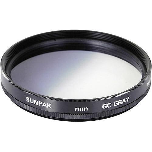 Sunpak 67mm Gray Graduated Density Filter