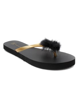 7ba55c4842e Product Image INC International Concepts Women s Flip-Flop (Black