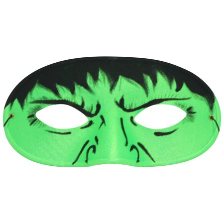 Success Creations Green Munster Halloween Masquerade Mask](Munsters Costume)