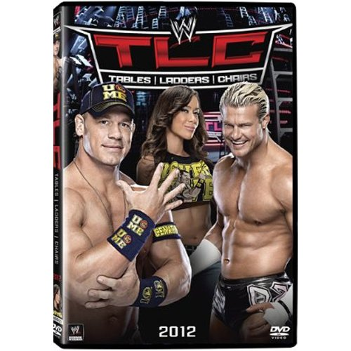 WWE-TLC-TABLES LADDERS & CHAIRS 2012 (DVD)