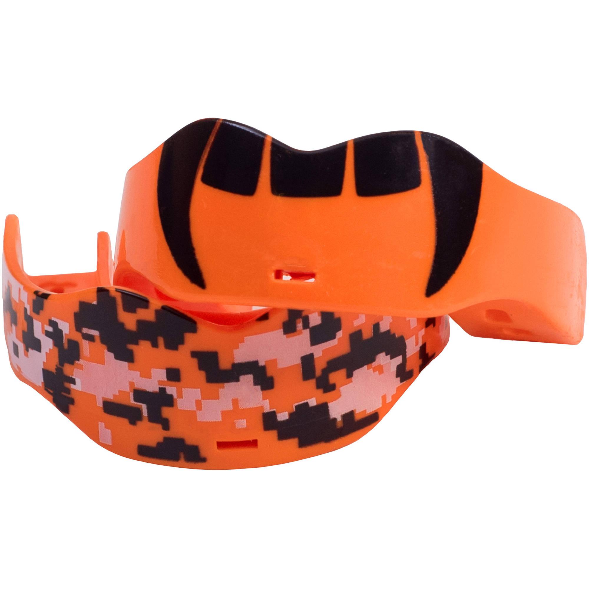 Soldier Sports Custom 7312 Mouthguard, Orange