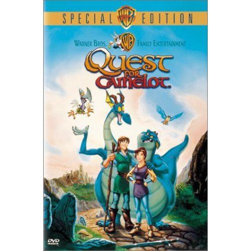 Quest For Camelot (Widescreen)