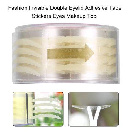 Fashion Invisible Double Eyelid Adhesive Tape Stickers Eyes