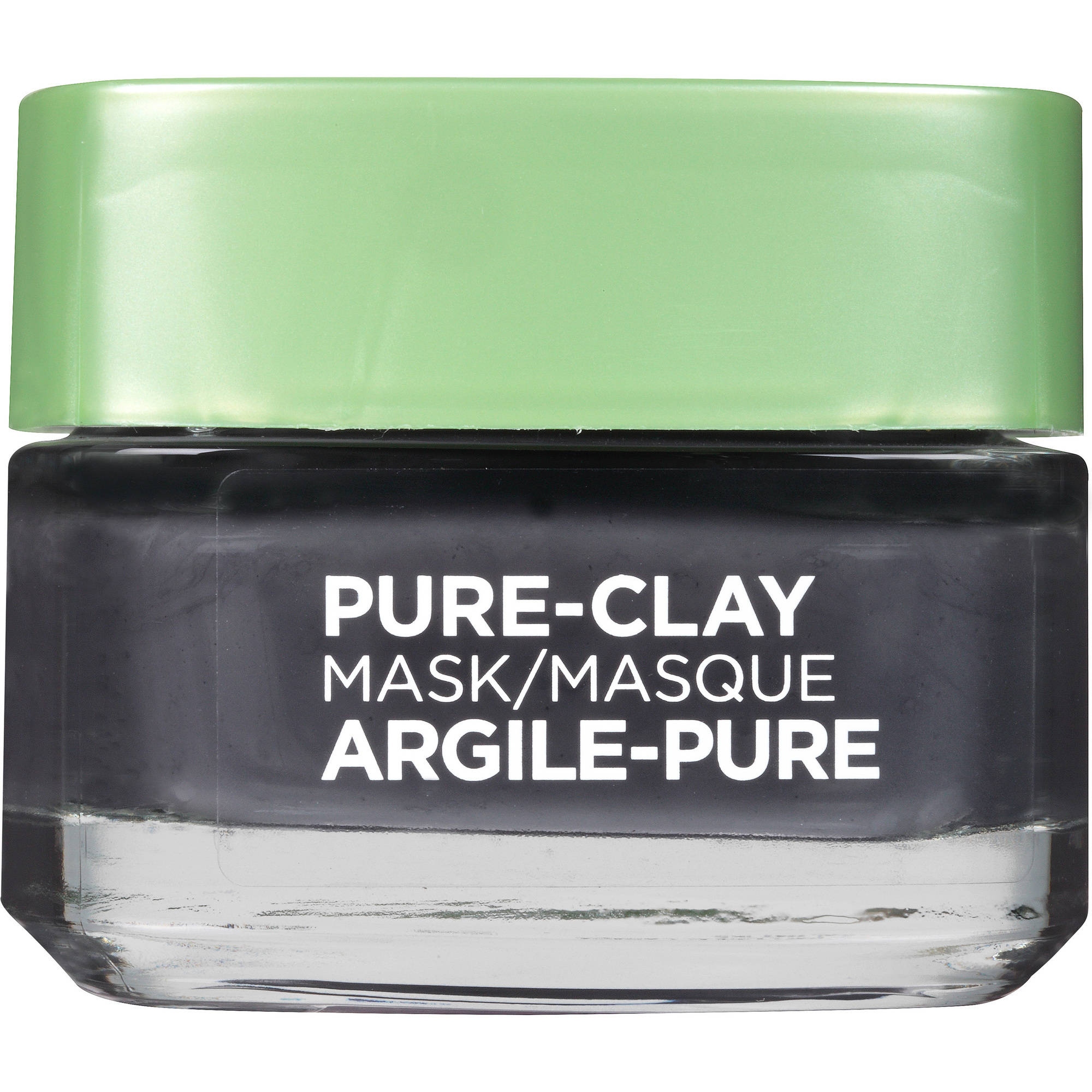 L'Oreal Paris Detox & Brighten Pure Clay Mask with Charcoal