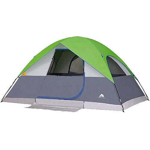 sc 1 st  Walmart & Ozark Trail 6 Person Dome Tent - Walmart.com