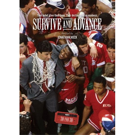 Espn Films 30 For 30  Survive And Advance