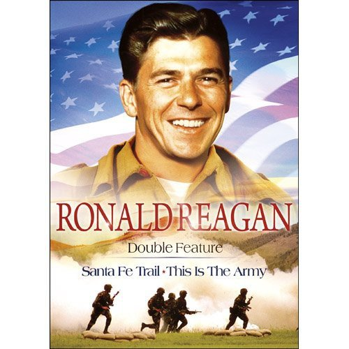 Ronald Reagan Double Feature: Santa Fe Trail / This Is The Army