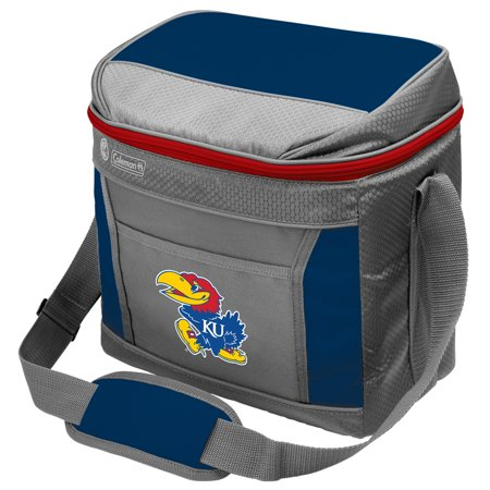 - Kansas Jayhawks Coleman 16-Can Soft-Sided Cooler - No Size