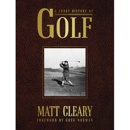 A Short History Of Golf (Greg Norman Shiraz)
