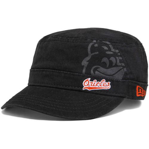 Baltimore Orioles New Era Youth Girl's Goal-2-Go Adjustable Hat - Black - OSFA