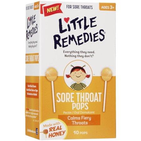 Little Remedies Honey Pops - Natural Honey