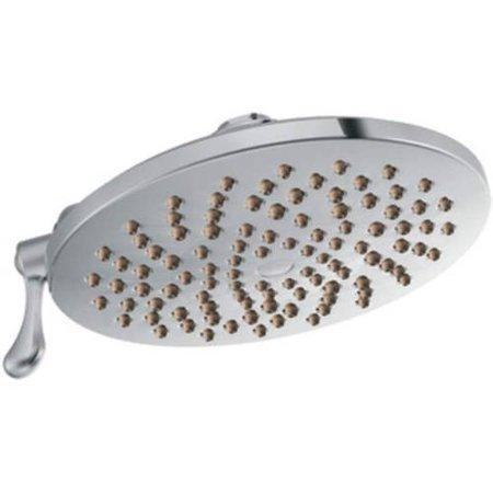 Moen S6320ORB Velocity 8u0022 Multi Function Rainshower Shower Head, Available in Various Colors