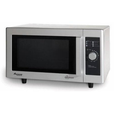 Amana - RMS10DS - 1000 Watt Commercial Microwave