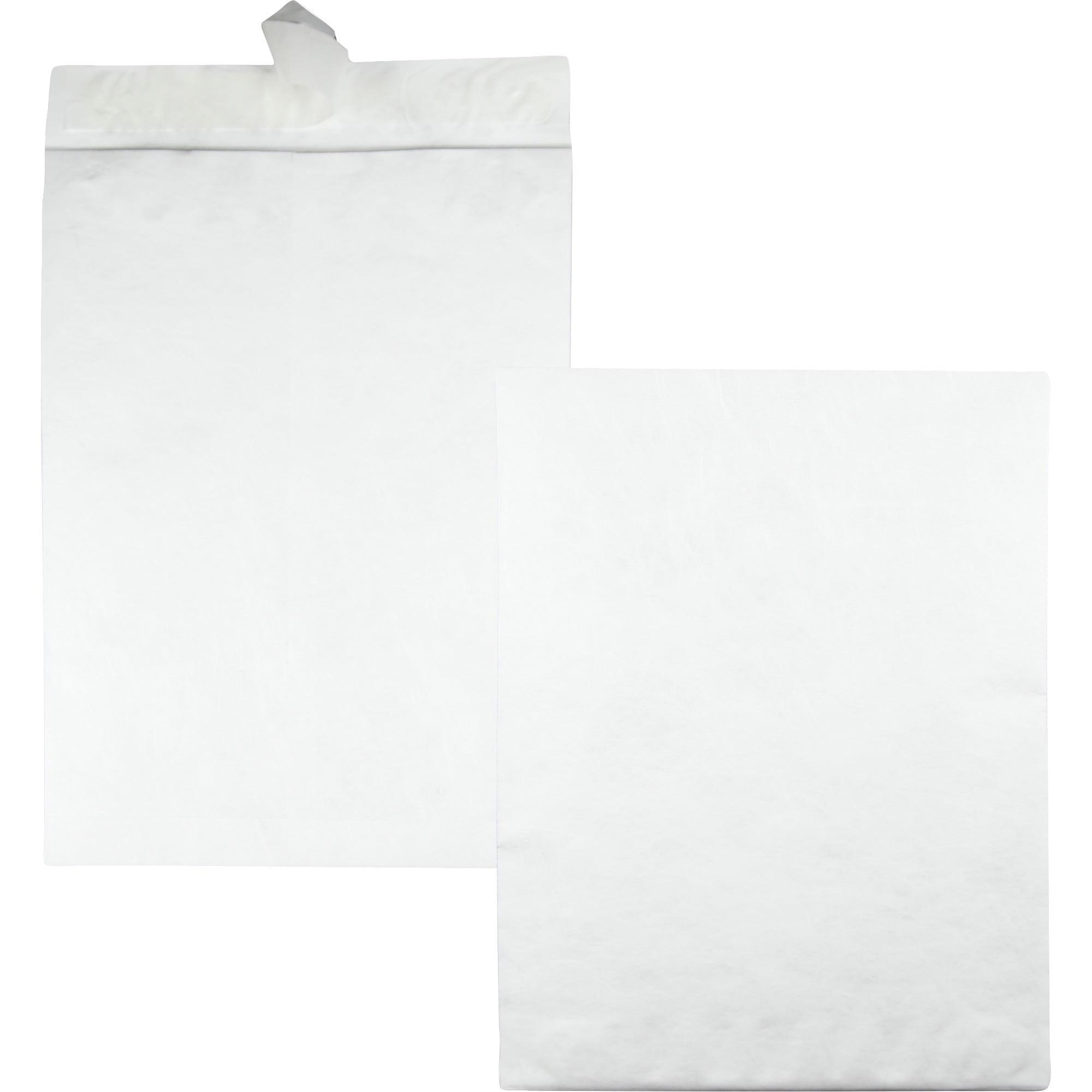 Quality Park, QUAR5106, Tyvek Jumbo Survivor Envelopes, 25 / Box, White