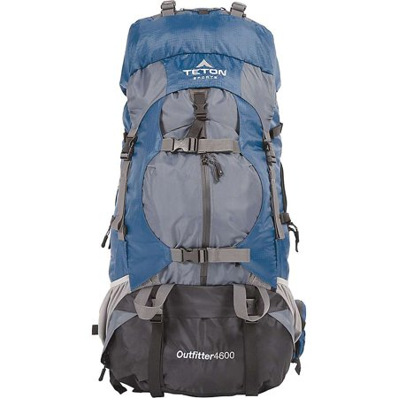 TETON Sports Outfitter 4600 Backpack (Teton Hiking Backpack)
