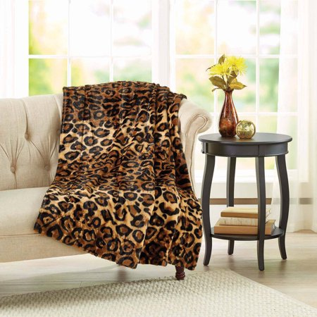 Better Homes And Gardens Faux Fur Throw Blanket