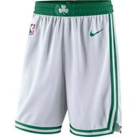 Boston Celtics Nike 2019/20 Association Edition Swingman Shorts - White