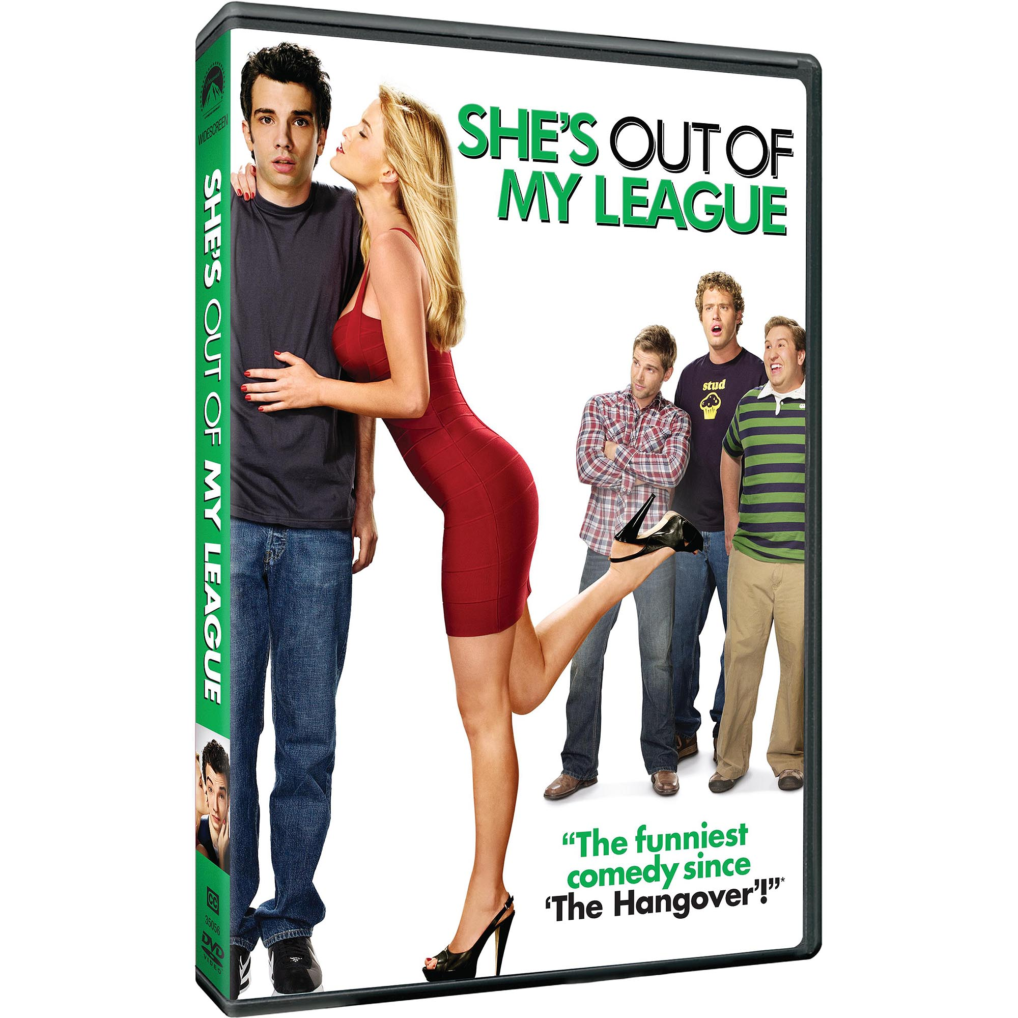 She's Out Of My League (Widescreen)