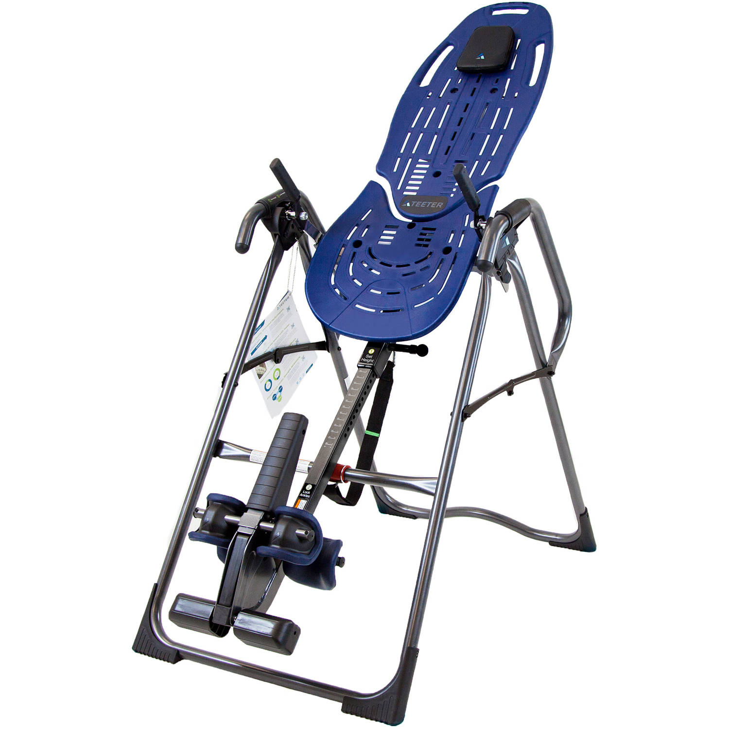 Teeter EP-960 Inversion Table with Back Pain Relief DVD by Overstock