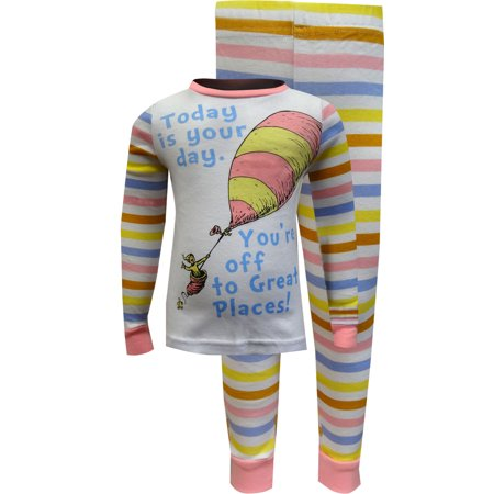 Dr Seuss Today is Your Day Girls Pajamas](Dr Seuss Clothing)