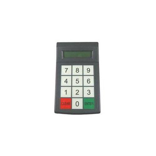 Genovation 904-rj Lcd Mini Data Terminal 12 Key Usb Serial Flat Membrane Keys (904rj) by Genovation