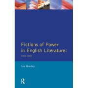 Fictions of Power in English Literature - eBook