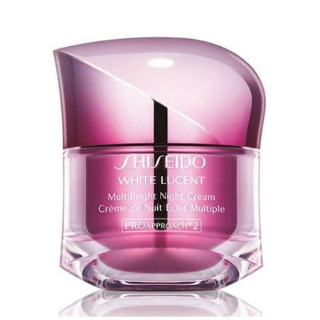Shiseido White Lucent MultiBright Night Cream, 1.7 oz