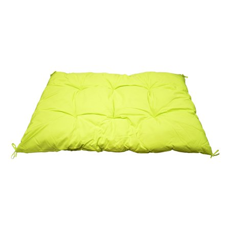 74'' x 46'' NEON YELLOW Hammock Pillow Sun Lounge Chair Chaises SunBed Cushion