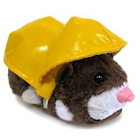 Zhu Zhu Pets Series 2 Hamster Outfit Raincoat with Hat Accessory Set (Hamster Outfit)