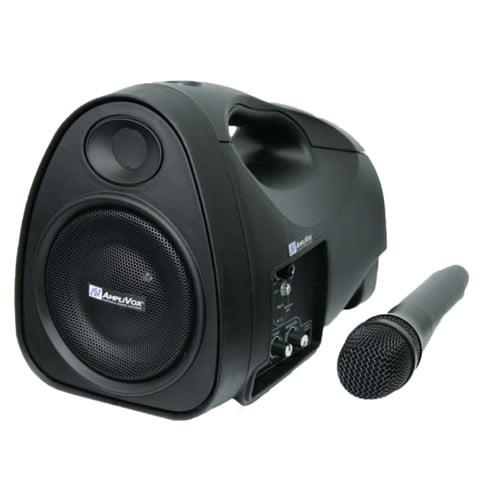 AmpliVox Sound Systems Mity Lite Portable PA System