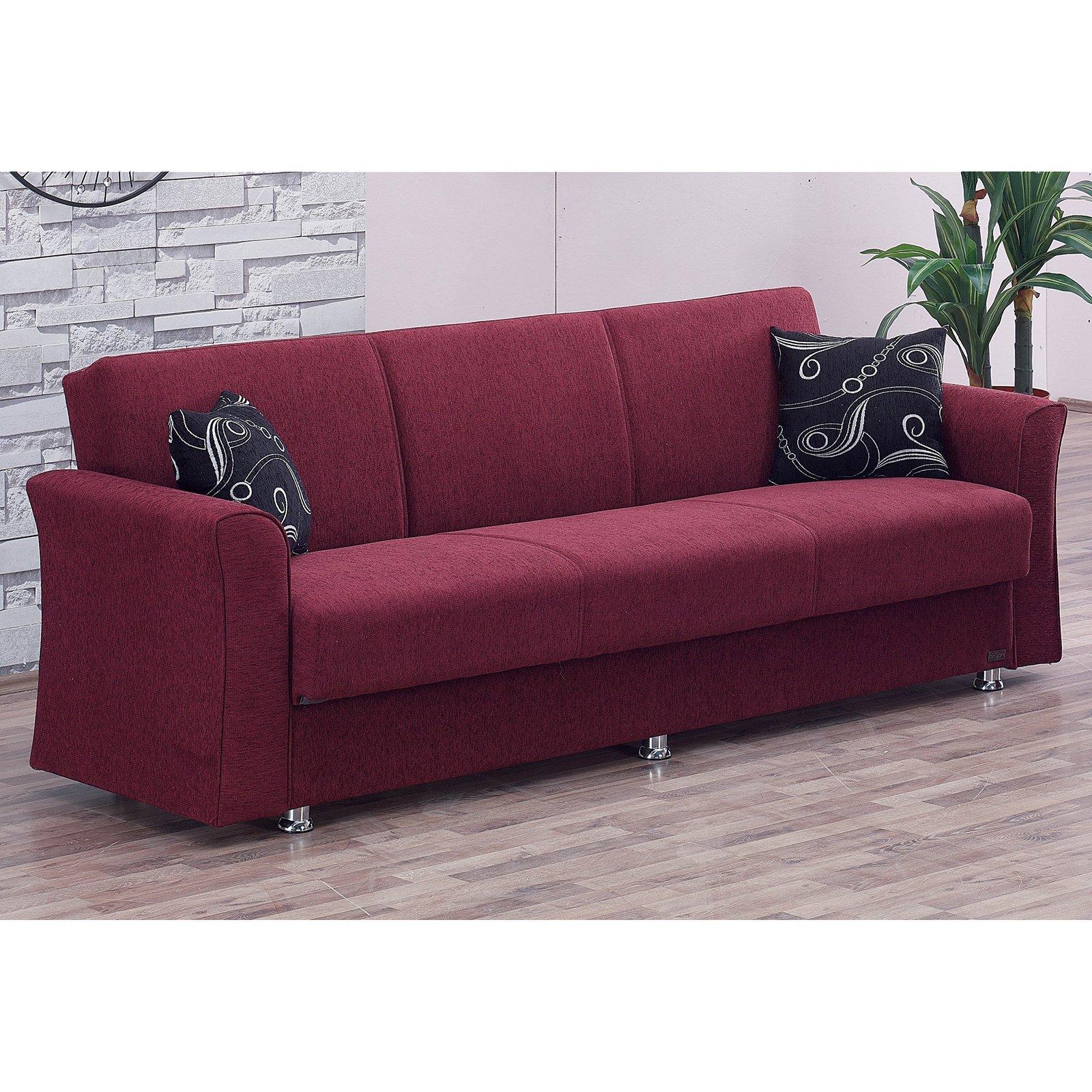 Empire Furniture USA Ohio Convertible Sofa