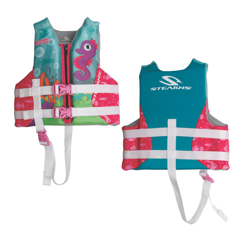 Stearns Puddle Jumper Child Hydroprene Life Jacket by Stearns