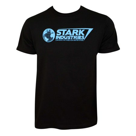 Iron Man Stark Industries Tee Shirt