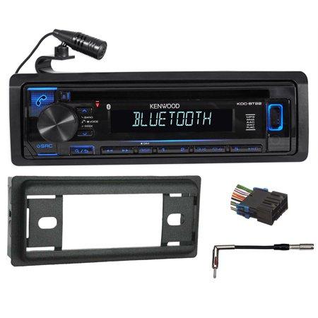 Kenwood CD Radio Receiver w/Bluetooth iPhone/ For 1990-94 Chevrolet S-10 Blazer